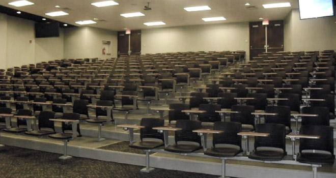 Wescoe Auditoriums